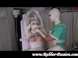Rubber Medical Examination