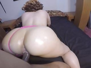 Sexy Blonde Sucks Bbc & Gets Fucked Doggy Style W/ Great Pov