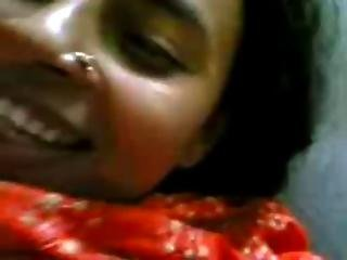 Desi aunt Surupa getting her boobs and pussy exposed and captured on cam