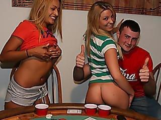 ディープスロート, オーガズム, ポーカー, 罰する, ティーン