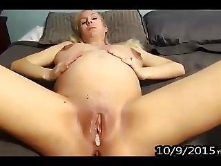 Amateur, Big Boob, Blonde, Boob, Cream, Creampie, Home, Homemade, Milf, Preggo, Wife