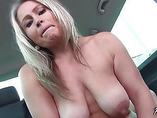 Zaira Conner Gets Wild During Hot Car Sex