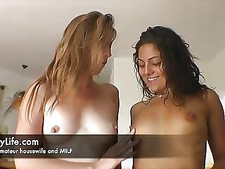 Real Swinger And Sex Life With A Real Housewife On Livecam O