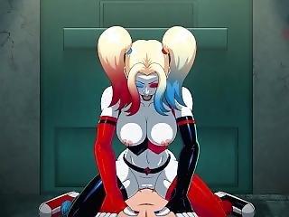 Animated Harley Quinn Porn