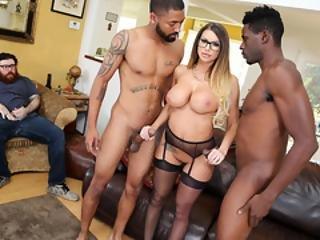 nagy fekete fasz anális szex