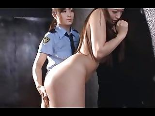 Japanese Lesbian Inmate Part One
