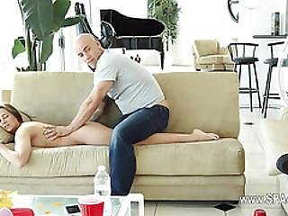 Shocking Hardcore Sex Of Tricky Spa Material