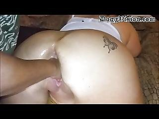 Extreme Fisting Makes Babysitter Squirt Pt 1