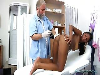 anaal, arts, voet, gyno, medisch, pis, spiegel