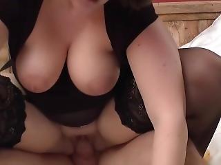 dikke tiet, hardcore, milf, sauna