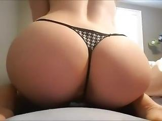 Porn sexy busty thong