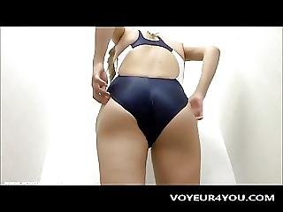 Amateur, Asian, Hiddencam, Japanese, Swimsuit, Voyeur