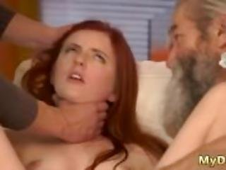 Girl fingers herself and cums first time