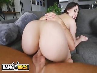 Bangbros Slamming Mandy Muse S Perfect Butt Hole On Ass Parade