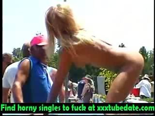 Public Pussy Parade