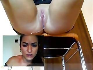 cull, college, masturbazione, in pubblico, webcam