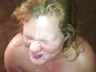 I Gave This Slut A Massive Facial