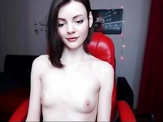 Skinny Romanian Cam Slut For More Visit Www.amatuerstar.com