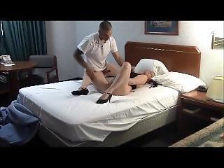 Hotwife Fuck In Hotel