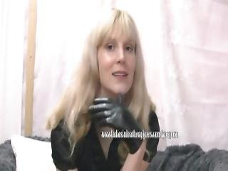 Kinky Mistress Tells How She Will Punish You With Your Pants Down