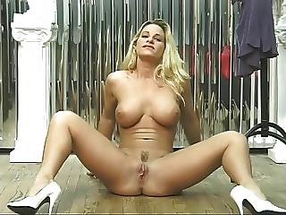 Big Boob, Blonde, Boob, Gorgeous, Milf, Open Pussy, Pussy, Spreading, Tight