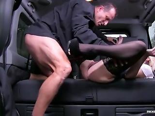 Rossella Visconti Fuck In A Taxi