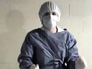 Whisper Surgical Mask