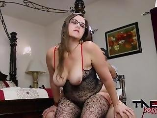 Mom Blackmail And Punished Her Stepson (hot Big Ass Fucking)