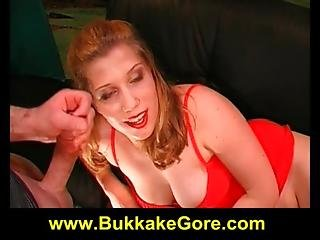 Bukkake, Cum, Cumshot, European, Facial, German, Swallow