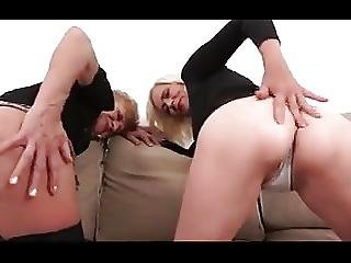 I Don T Like Commercial Porn But These 2 Grannies Are Hot