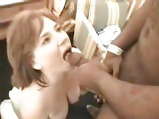 Redhead Chubby Wife With 3 Bbc