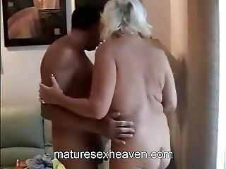 Granny Blows Black