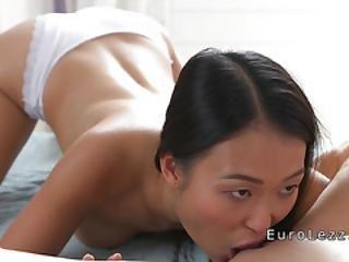 Busty Asian Milf And Italian Lesbians
