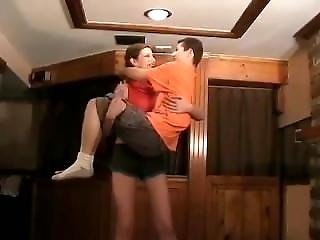 Very Tall Girl Lift And Carry