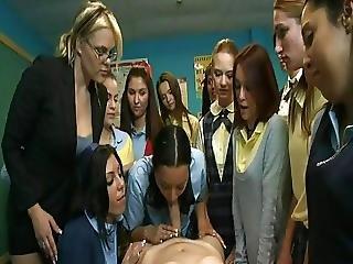 18-latki, klasa, seks, nauczycielka, Nastolatki