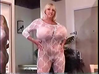 Maxi White Bodysuit