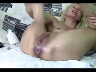 Huge Pussy Gape Part-1