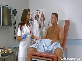 The Nurse Fantasy - Keisha Grey