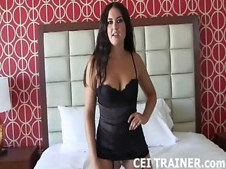 Have You Ever Tasted A Hot Load Of Cum Cei