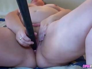 Unattractive Grandmother And A Amateur Teen