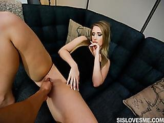 Harley Jade Got Her Pussy Finger Fuck By Step Bro