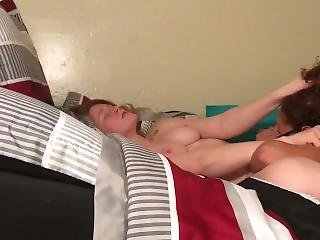 Real Lesbian Couple Fingering And 69 To Body Shaking Orgasm