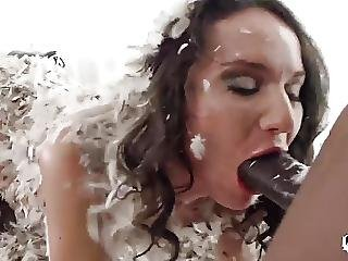 Her Limit - Russian Girl Takes Brutal Anal Boning From Bbc