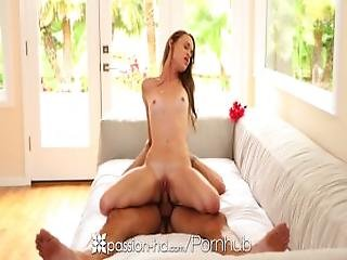 Passion Hd   Pretty Kacy Lane Fingers Herself While Sucking Dick