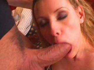Hot Blonde Milf Big Anal