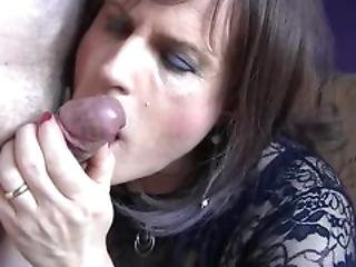 Amateur, Blowjob, Crossdress, Dress, Sexy, Tgirl, Threesome, Transexual