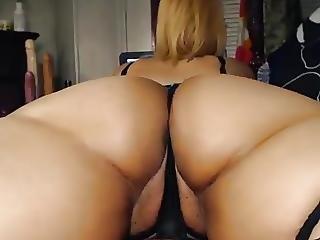 Webcam Ass Close Up