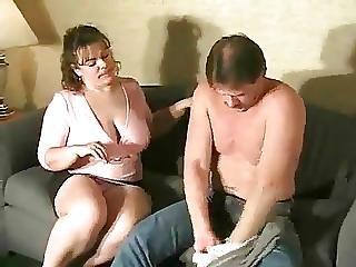 Zia Roberta Bella In Carne Con Piedi Da Sborra