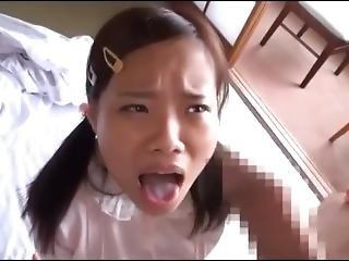 Asian Petite Blowjob