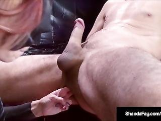 Play Dressup W Hot Wet Cougar Shanda Fay Who Fingers A Guy!